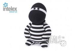 Нагряващ се Мистър Бандит Socky Dolls Mr Bandit от Intelex - Снимка