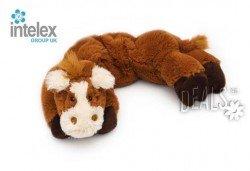 Плюшен нагряващ се Шал Кон Cozy Wrap Horse от Intelex - Снимка