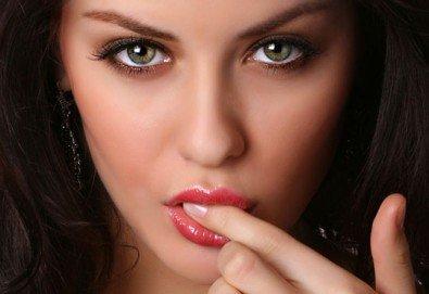 Неинжективна мезотерапия за плътни устни с хиалуронова киселина в Център Енигма в София, Пловдив, Варна или Хасково