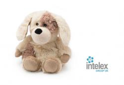 Плюшено нагряващо се Кутре Cozy Plush Puppy от Intelex - Снимка