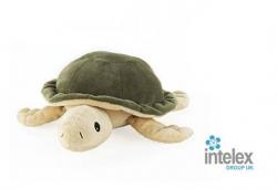 Плюшена нагряваща се Костенурка Cozy Plush Turtle от Intelex - Снимка