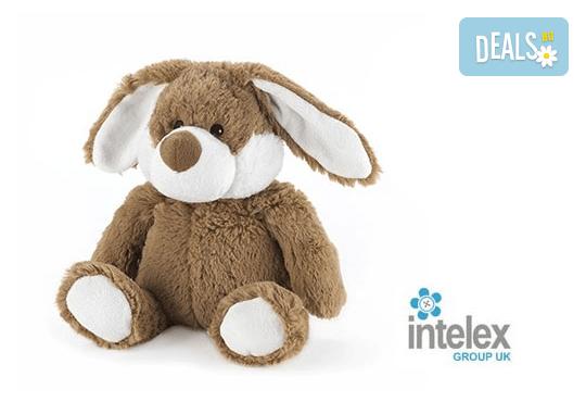 Плюшено нагряващо се Зайче Cozy Plush Bunny от Intelex - Снимка 1