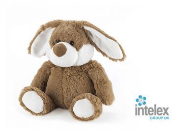 Плюшено нагряващо се Зайче Cozy Plush Bunny от Intelex - Снимка