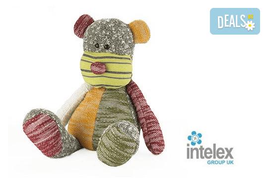 Плюшено нагряващо се Мече Warmies Bear от Intelex - Снимка 1