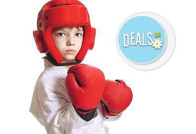 Събудете тялото си за нови приключения! 5 тренировки по бокс за мъже, жени и деца от спортен клуб Overfight!