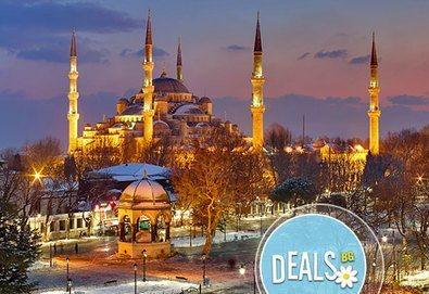 Нова година в Истанбул, Турция! 4 нощувки със закуски, хотел по избор, транспорт, водач и богата туристическа програма!