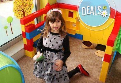 Клубна карта за 10, 20 или 50 часа грижа за Вашето дете от Wiki Kids' House: игри, танци, творчески занимания и други