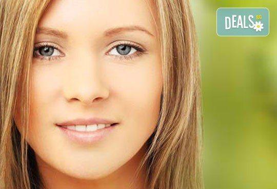 Подмладете кожата си с терапия с хиалуронова киселина и бонус: козметичен масаж на лице в салон за красота Вили! - Снимка 1