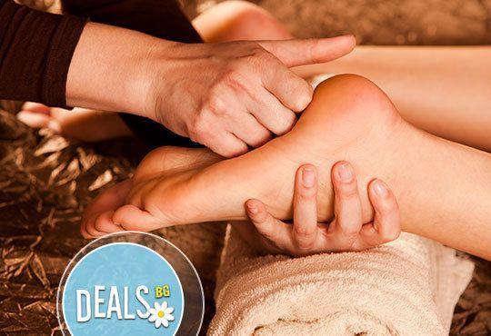 60мин. релакс в Център за масажи Шоколад! Тибетски масаж на цяло тяло със сусамово масло в комбинация със зонотерапия - Снимка 4