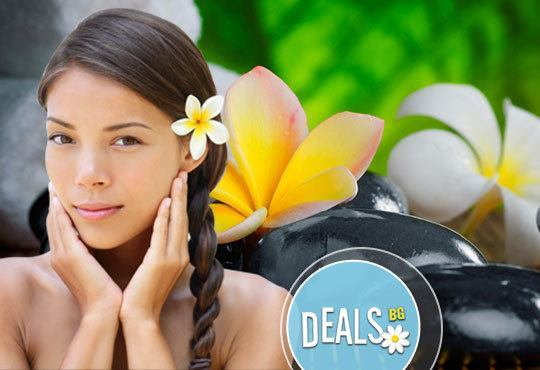 Заредете сетивата си! 60мин. Балийски масаж на цяло тяло и рефлексотерапия на стъпала в Център за масажи Шоколад - Снимка 1