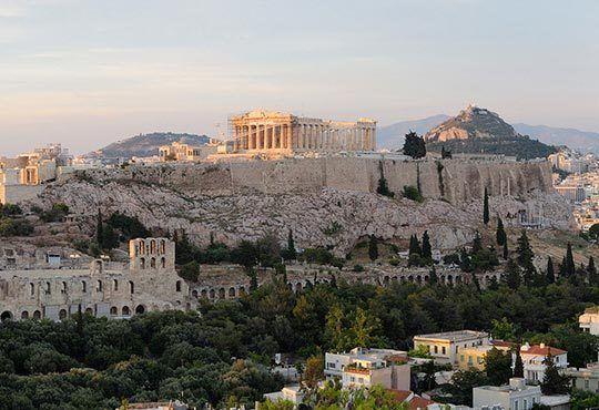 Незабравима Нова година в Атина, Гърция! 2 нощувки със закуски и 1 вечеря в Oscar Hotel 3*, Атина с Агенция Ревери - Снимка 13