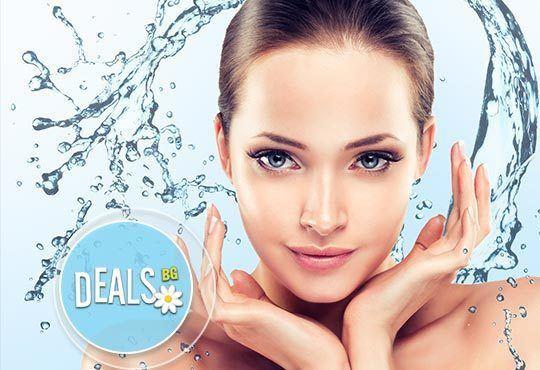 Тонизиране на лице с ултразвук и дълбока хидратация на кожата в център за жизненост и красота Девимар! - Снимка 2
