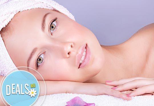 Тонизиране на лице с ултразвук и дълбока хидратация на кожата в център за жизненост и красота Девимар! - Снимка 4
