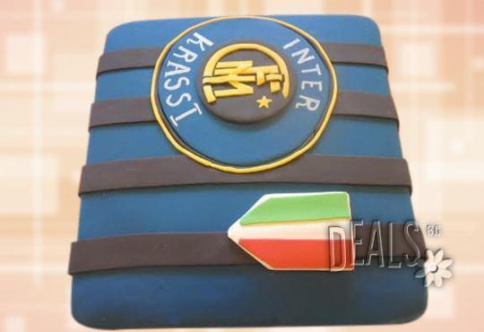 Фирмена торта ИЛИ Бутикова АРТ торта - според поръчания дизайн от Сладкарница Джорджо Джани - Снимка 8