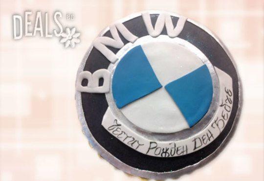 Фирмена торта ИЛИ Бутикова АРТ торта - според поръчания дизайн от Сладкарница Джорджо Джани - Снимка 6