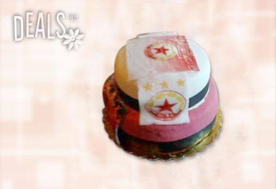 Фирмена торта ИЛИ Бутикова АРТ торта - според поръчания дизайн от Сладкарница Джорджо Джани - Снимка 27