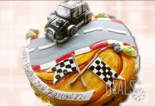 Фирмена торта ИЛИ Бутикова АРТ торта - според поръчания дизайн от Сладкарница Джорджо Джани - Снимка 22