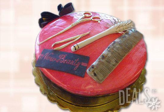 Фирмена торта ИЛИ Бутикова АРТ торта - според поръчания дизайн от Сладкарница Джорджо Джани - Снимка 21