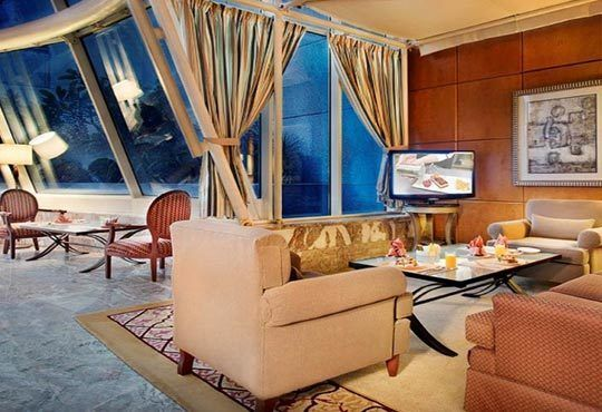 Екзотична Нова година в Дубай! 7 нощувки със закуски в Jood Palace Hotel Dubai 5*, самолетен билет, обиколка на Дубай! - Снимка 12