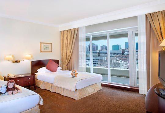 Екзотична Нова година в Дубай! 7 нощувки със закуски в Jood Palace Hotel Dubai 5*, самолетен билет, обиколка на Дубай! - Снимка 5
