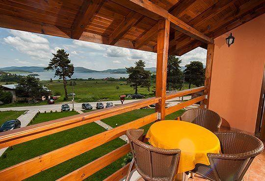 Почивка на брега на язовир Батак! Атрактивни цени за 2 или 3 нощувки в двойна стая или студио с джакузи, Хотел Лидия 3* - Снимка 16