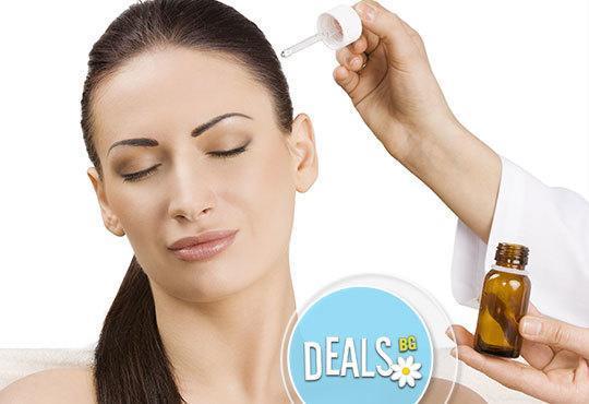 Освежаваща терапия за коса по избор, инфраред преса, оформяне на прическа със сешоар и подарък лакиране в студио Мелинда - Снимка 2