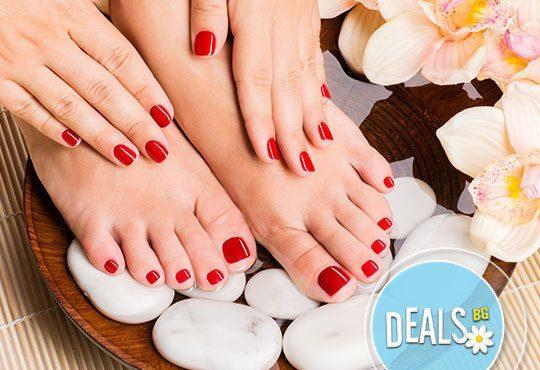 Безупречни нокти всеки ден! Маникюр и педикюр с лакове OPI в Beauty studio DIELS - Снимка 1