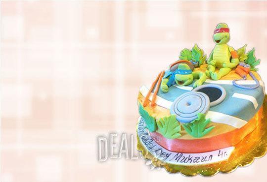 Специално за момчета! Детски торти с коли и герои от филмчета с ръчно моделирана декорация от Сладкарница Джорджо Джани - Снимка 7