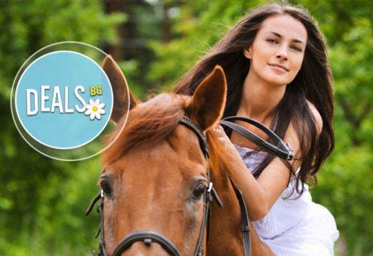 Обичате ли конете? 4 дни обучение по конна езда, общо 210 мин. и преход по избор от конна база Драгалевци - Снимка 4