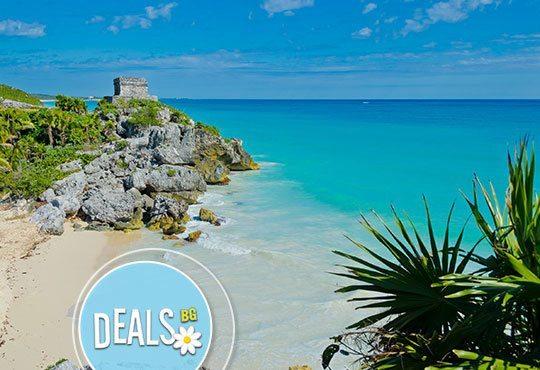 Безгрижна почивка в Мексико! 7 нощувки All Inclusive в Catalonia Yucatan Beach 4 +*, Канкун, самолетен билет и трансфери - Снимка 4