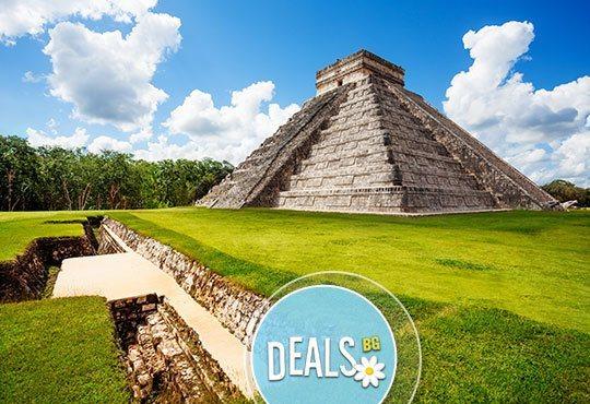 Безгрижна почивка в Мексико! 7 нощувки All Inclusive в Catalonia Yucatan Beach 4 +*, Канкун, самолетен билет и трансфери - Снимка 2