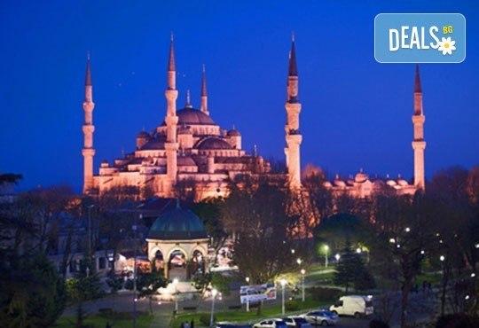 Предколеден шопинг в Истанбул и Одрин, Турция! 2 нощувки и закуски в хотел 2/3*, транспорт и водач от Запрянов Травел! - Снимка 1