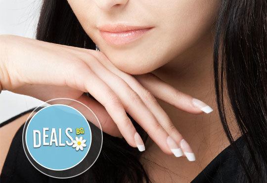 Красиви нокти! Ноктопластика с изграждане с гел + четири авторски декорации в Салон за красота Belisimas, жк Тракия - Снимка 2
