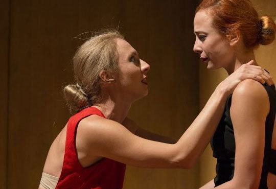 Нова постановка на МГТ ''Зад канала''! Гледайте ''Лив Щайн'' на 3-ти ноември (вторник) - Снимка 2
