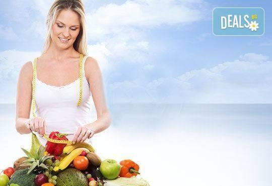 6 процедури кавитация, RF лифтинг или фотони на зона по избор, хранителна диета и препоръки за хранене от Моник СПА 2 - Снимка 3
