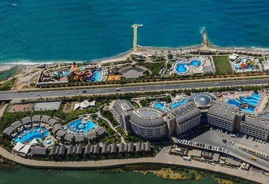 Посрещнете Нова година в Long beach resort & SPA 5*, Анталия! 4 нощувки на база All Inclusive и възможност за транспорт - Снимка 13