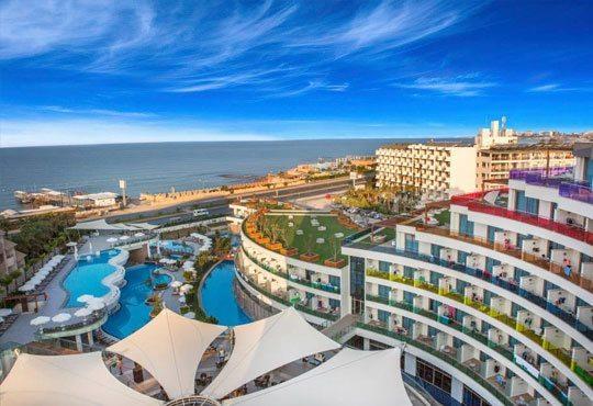Посрещнете Нова година в Long beach resort & SPA 5*, Анталия! 4 нощувки на база All Inclusive и възможност за транспорт - Снимка 2
