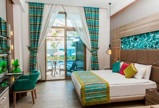Посрещнете Нова година в Long beach resort & SPA 5*, Анталия! 4 нощувки на база All Inclusive и възможност за транспорт - Снимка 3