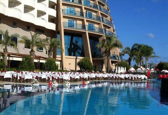 Посрещнете Нова година в Long beach resort & SPA 5*, Анталия! 4 нощувки на база All Inclusive и възможност за транспорт - Снимка 8