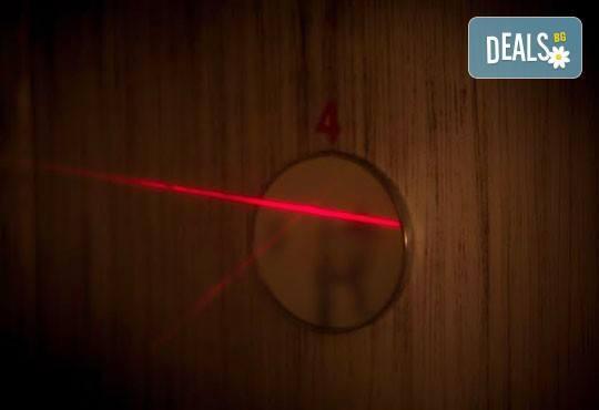 60-минутното приключение от Emergency Escape с играта Направление Неизвестно! Събери отбор, открий мистерията на ключа - Снимка 9