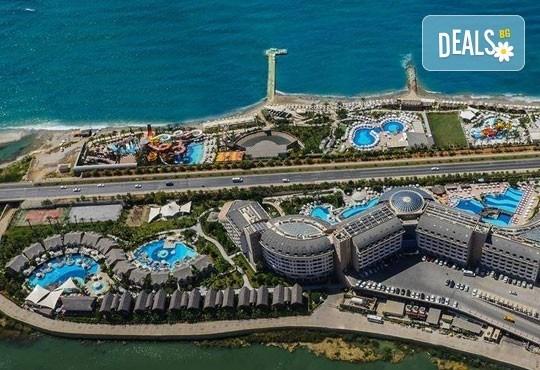 Посрещнете Нова година в Long beach resort & SPA 5*, Анталия! 5 нощувки на база All Inclusive и възможност за транспорт - Снимка 13