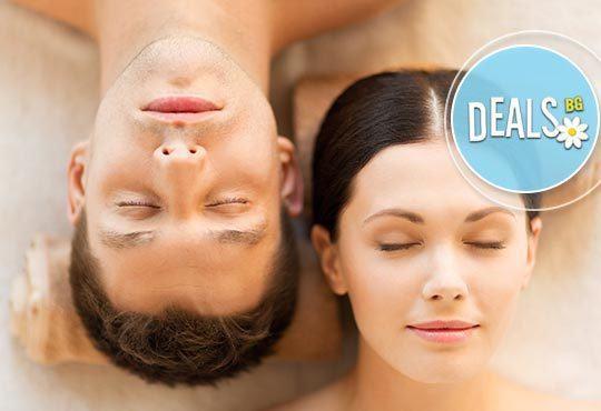 Романтична СПА терапия за ДВАМА с топъл шоколад, вулканични камъни и цял масаж в SPA център Senses Massage & Recreation - Снимка 3