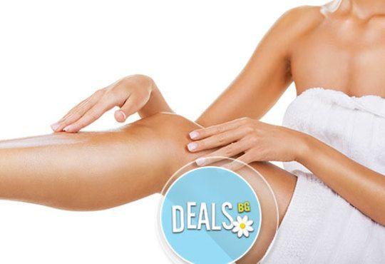 Докосване с любов! Кола маска на цели крака, цели ръце и подмишници в Senses Massage & Recreation - Снимка 1