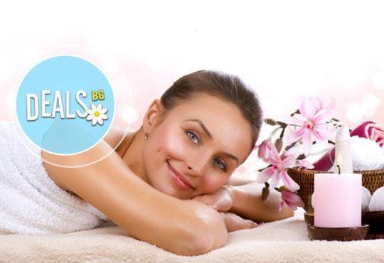 Релакс, билки и екзотика в 70 минути! Лечебен болкоуспокояващ масаж на цяло тяло с билкови масла в Wave Studio - НДК - Снимка 2