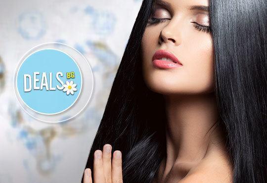 Идеално права коса! Трайно изправяне на коса с кератин Pro-Techs от Art studio Loren Uzlova, Варна - Снимка 2