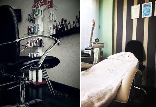Подстригване, масажно измиване с продукти на Matrix и оформяне със сешоар в студио за красота Velesa! - Снимка 4