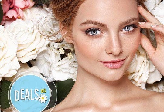 Ревитализирайте кожата на лицето с химичен пилинг с глюколова киселина в Студио за красота Velesa! - Снимка 1
