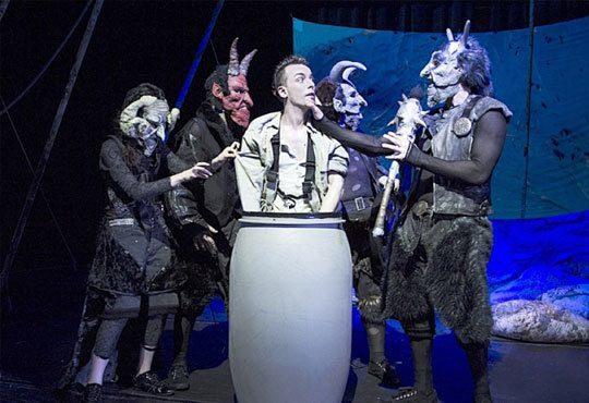 Заповядайте на 07.11. на театър с децата! Гледайте Ян Бибиян в Театър София, Голяма зала, от 11.00ч. с билет за 2-ма - Снимка 2