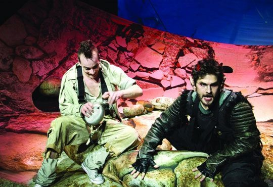 Заповядайте на 07.11. на театър с децата! Гледайте Ян Бибиян в Театър София, Голяма зала, от 11.00ч. с билет за 2-ма - Снимка 6