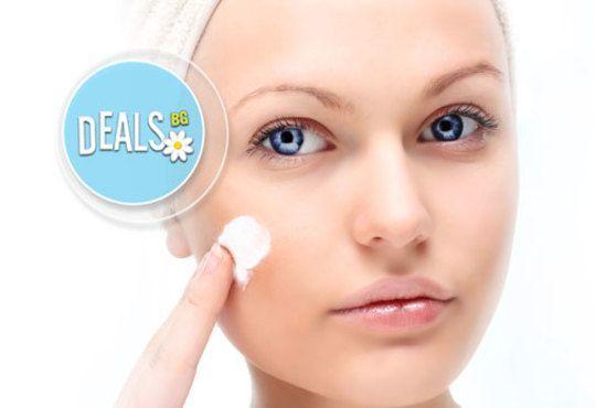 Мануално почистване на лице с медицинската козметика Profi Derm и оформяне на вежди в Студио БЕРЛИНГО до Mall of Sofia - Снимка 2